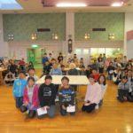 緑小学校と交流会