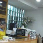 10月10日喫茶コーナー